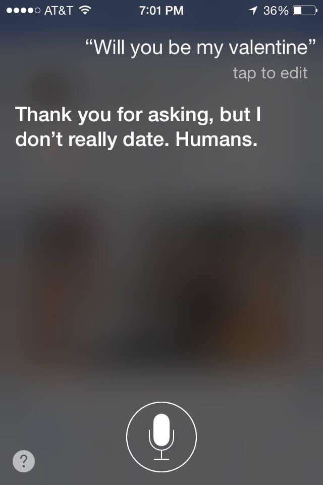 Siri is a smart ass 2